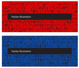 Hacker Illustration Design