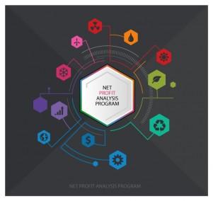 Infographic Business Diagram Illustration