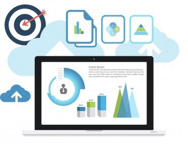 Creative Infographics Toolkit PSD