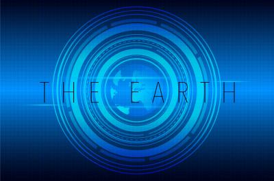 Free Earth Illustration Concept