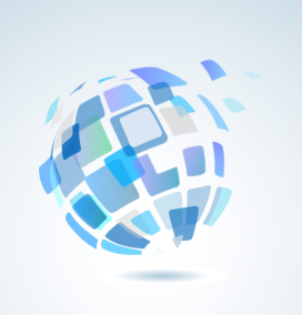 Free Technology Globe Illustration
