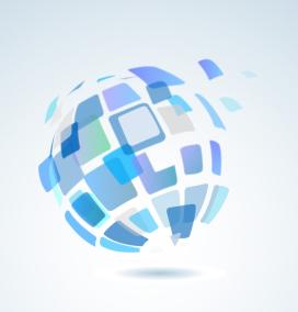 Free Technology Globe Illustration