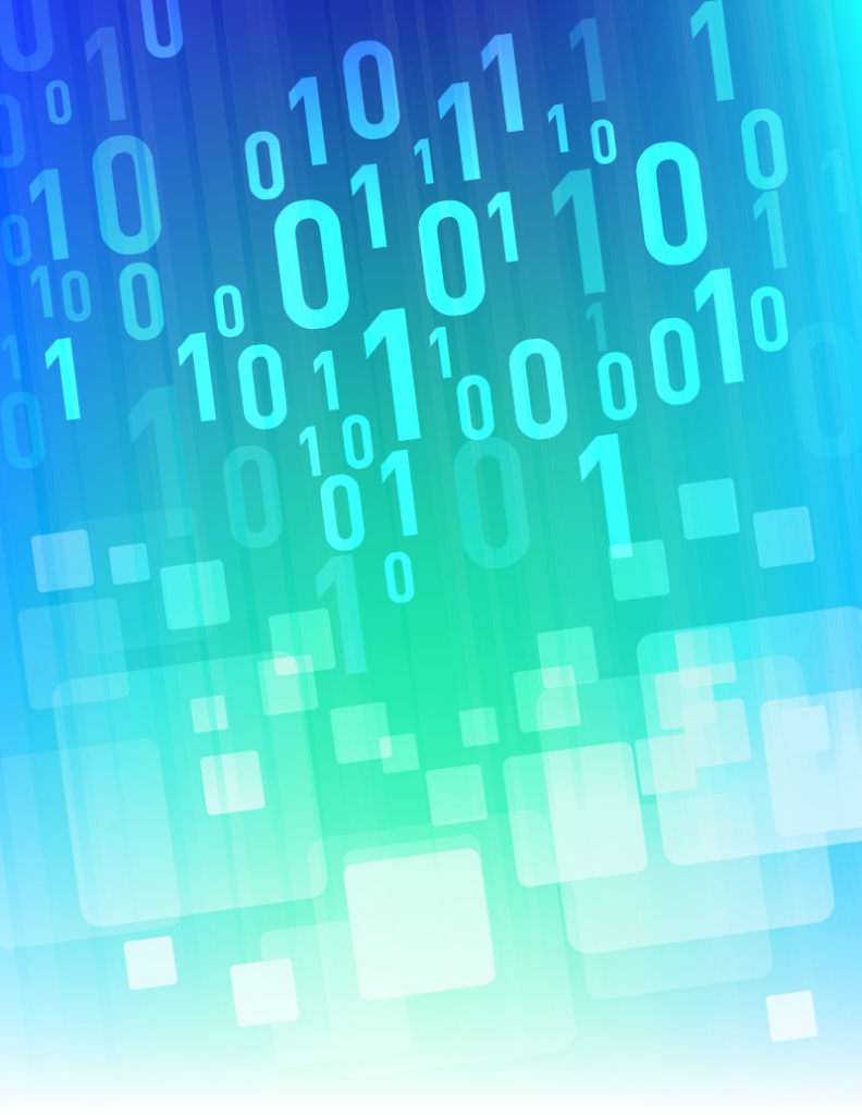 Free Technology Binary Background Freephotos Online