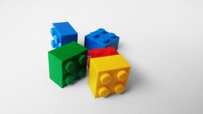 Free Lego Bricks Photo